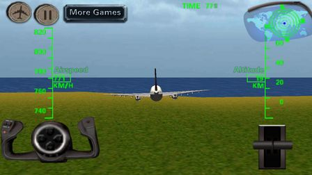 airplane games Android 5