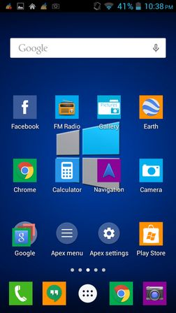 cool icon pack apps Android 4