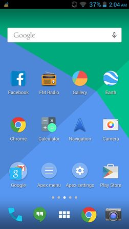 cool icon pack apps Android 5