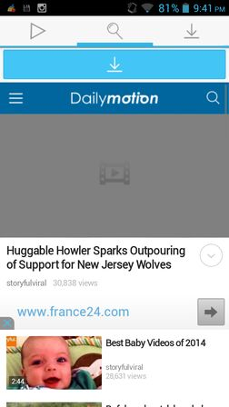 dailymotion vimeo video downloader apps Android 1