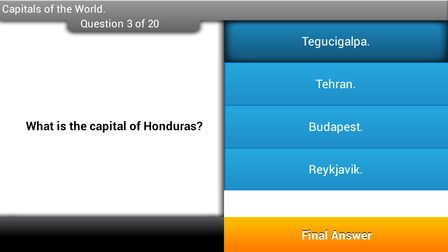 geography quiz apps Android 3