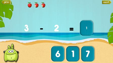 math learning apps Android 4