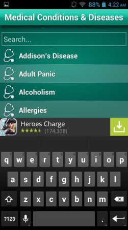 medical dictionary apps android 2