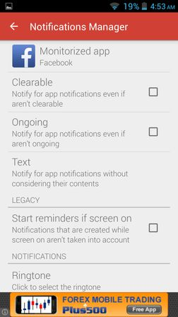 notification manager apps for Android 1