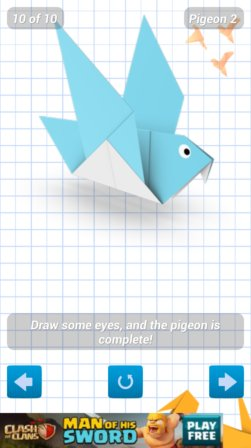 origami apps android 1