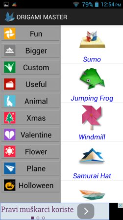 origami apps android 3