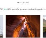 resplashed- download free royalty free images