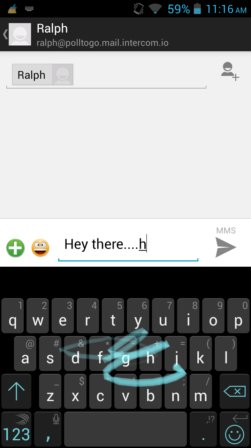 swipe keyboard apps android 1