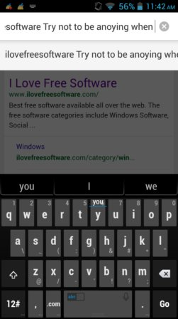 swipe keyboard apps android 2