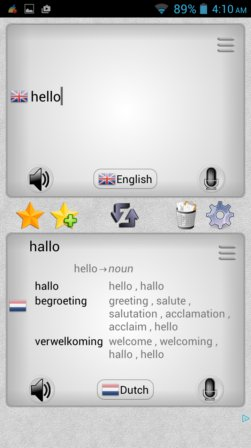 translator apps android 5
