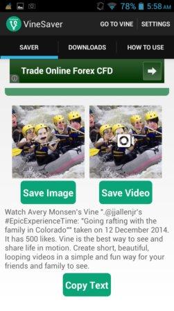 vine downloader apps android 3