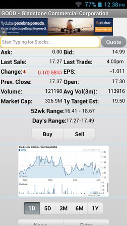 virtual stock market apps Android 2