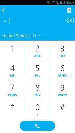 voice calling apps for Android 2