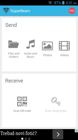 wifi file sharing apps android 1