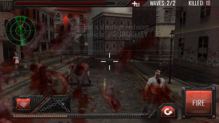 zombie games Android 1