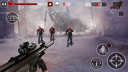 zombie games Android 2
