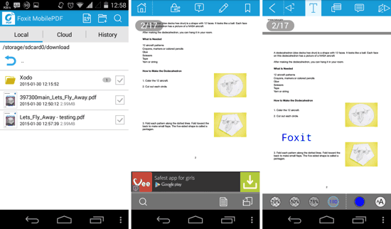 Foxit PDF Android
