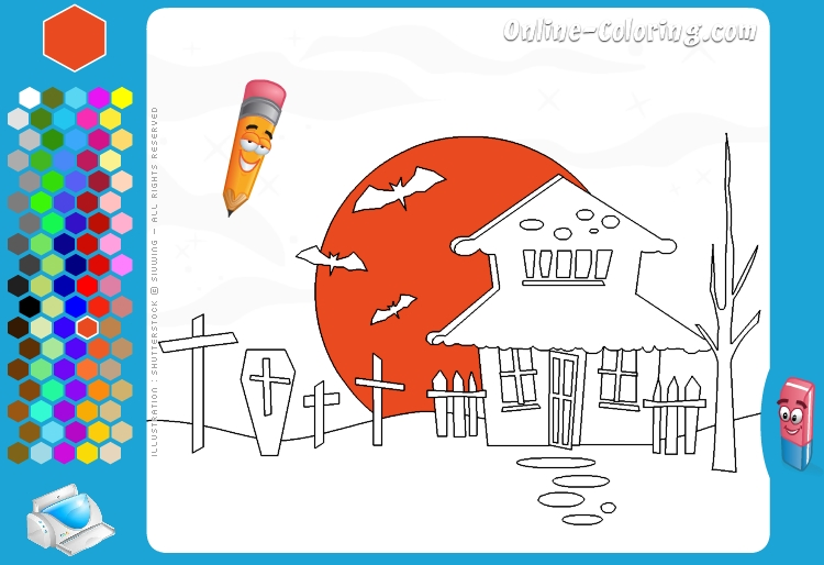 Coloring Pages Free Online Coloring For Kids On Hellokids Com