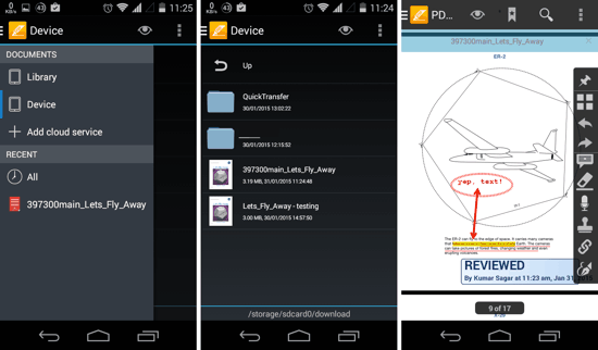 PDF Max for Android
