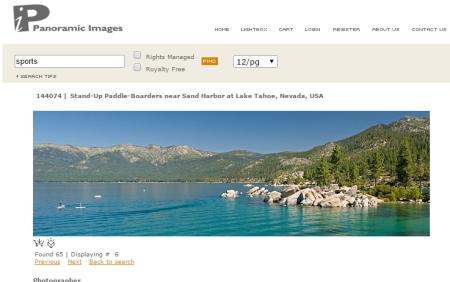 download panoramic images