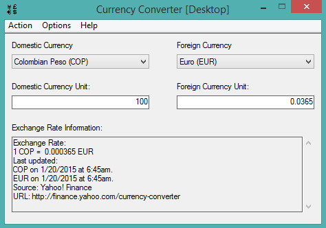 5 Free Currency Converter