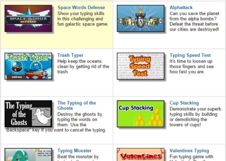 play keyboard games online