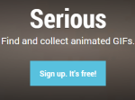 Serious- free animated gifs