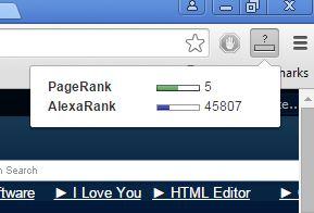 alexa rank checker extensions chrome 5