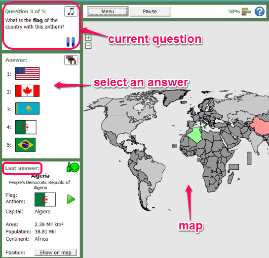 answer the questions in quiz