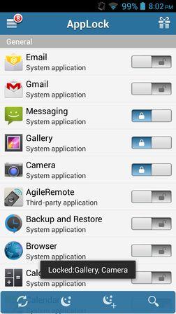 app locker apps Android 1