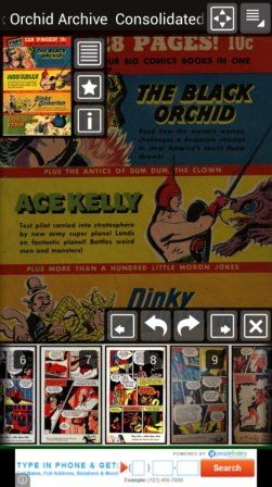 comic book reader apps android 4