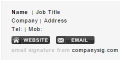 create email signatures-icon