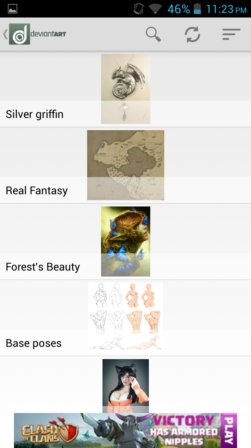deviantart apps android 3