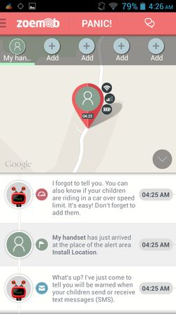 family locator apps Android 3
