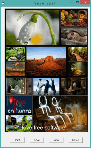 free photo collage maker software