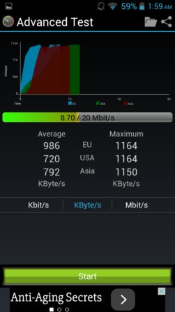 internet speed tester apps android 4