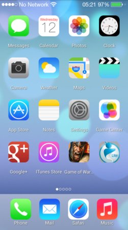 ios 8 launcher apps android 1