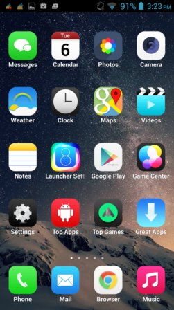 ios 8 launcher apps android 2