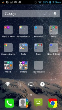 ios 8 launcher apps android 3
