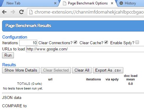 page load checker extensions chrome 2