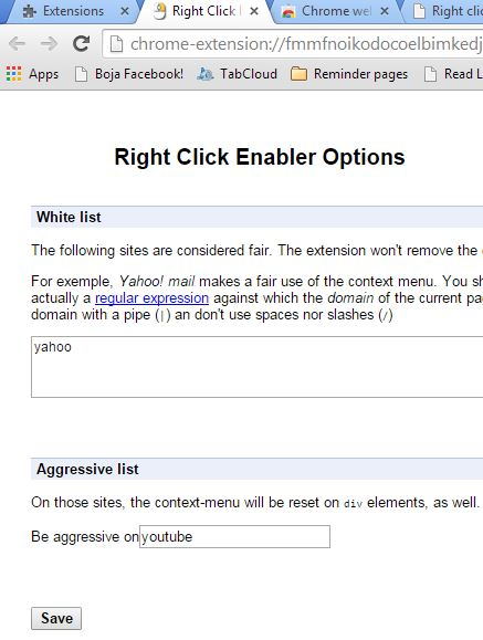 right click enabler extensions chrome 2