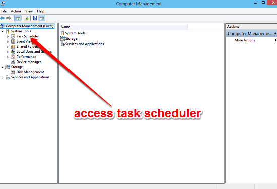 How To Configure And Run Scheduled Tasks In Windows 10?