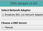 5 free DNS changer software