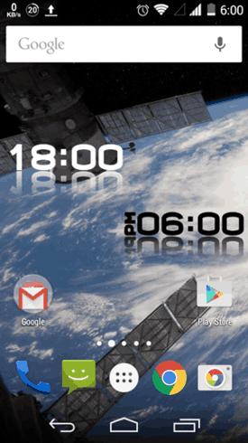 D-Clock