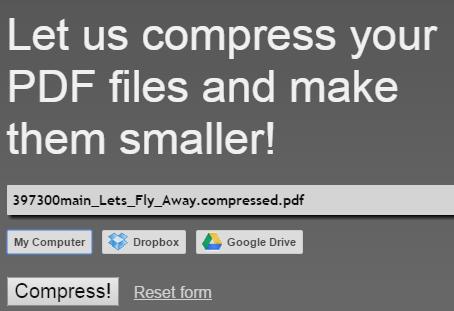 PDFCompress!