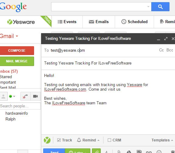 email tracking extensions chrome 1