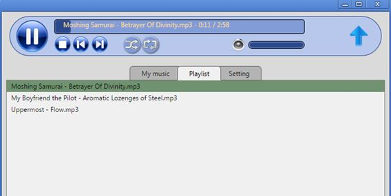 offline music player extensions chrome 4