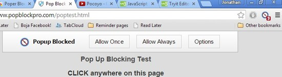 pop up blocker extensions chrome 2