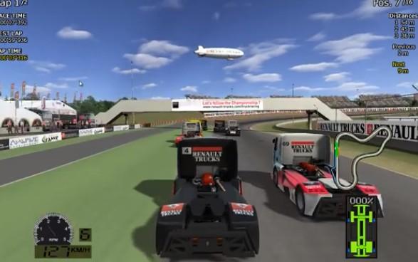 racing games chrome 3