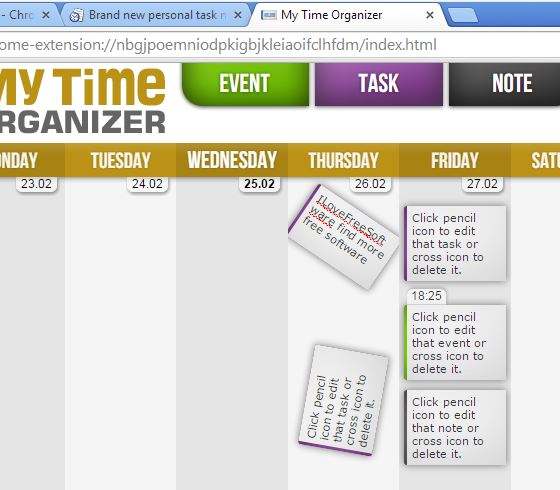 time scheduler extensions chrome 2